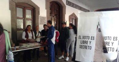 Habrá mil 579 casillas en Tlaxcala el día de la jornada electoral del 6 de junio