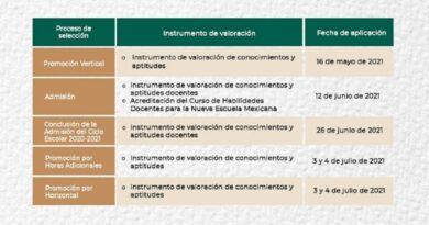 Sepe publica fechas para procesos de selección de maestros