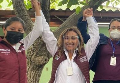 Reconocida priista, Blanca Angulo se suma a MORENA en Tlaxcala y Chiautempan