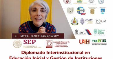 Desarrolla UATx diplomado interinstitucional en educación inicial y gestión de instituciones