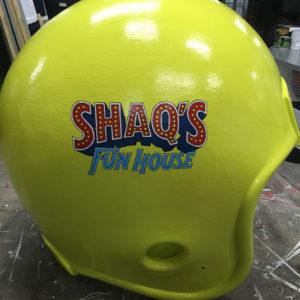 Giant Helmet Prop