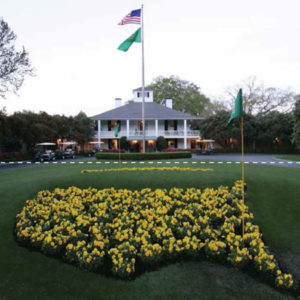 Augusta Golf Club Backdrop