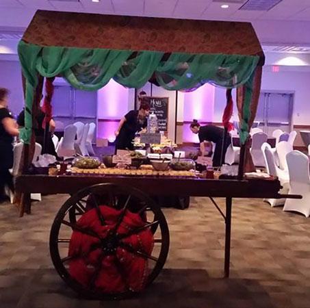 Buffet Cart