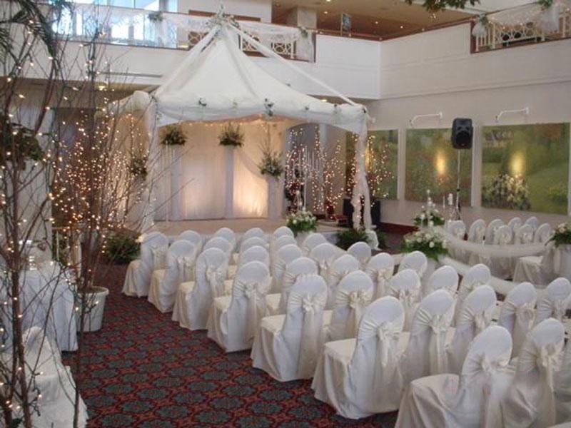 Gossamer Wedding Tent