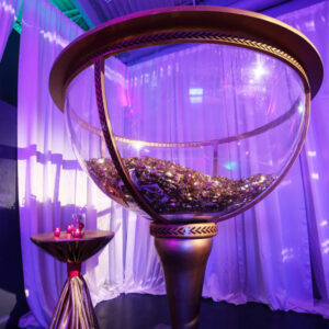 Bridal Shower Giant Champagne glass