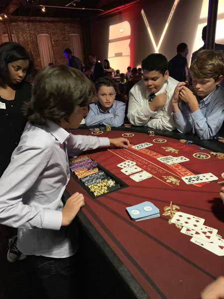 Casino Bar Mitzvah