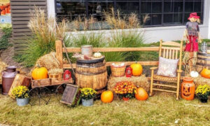 Fall Festival Decor