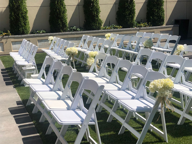 Event chair rental