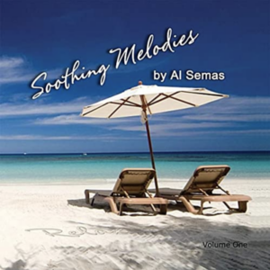 Album Cover Soothing Melodies