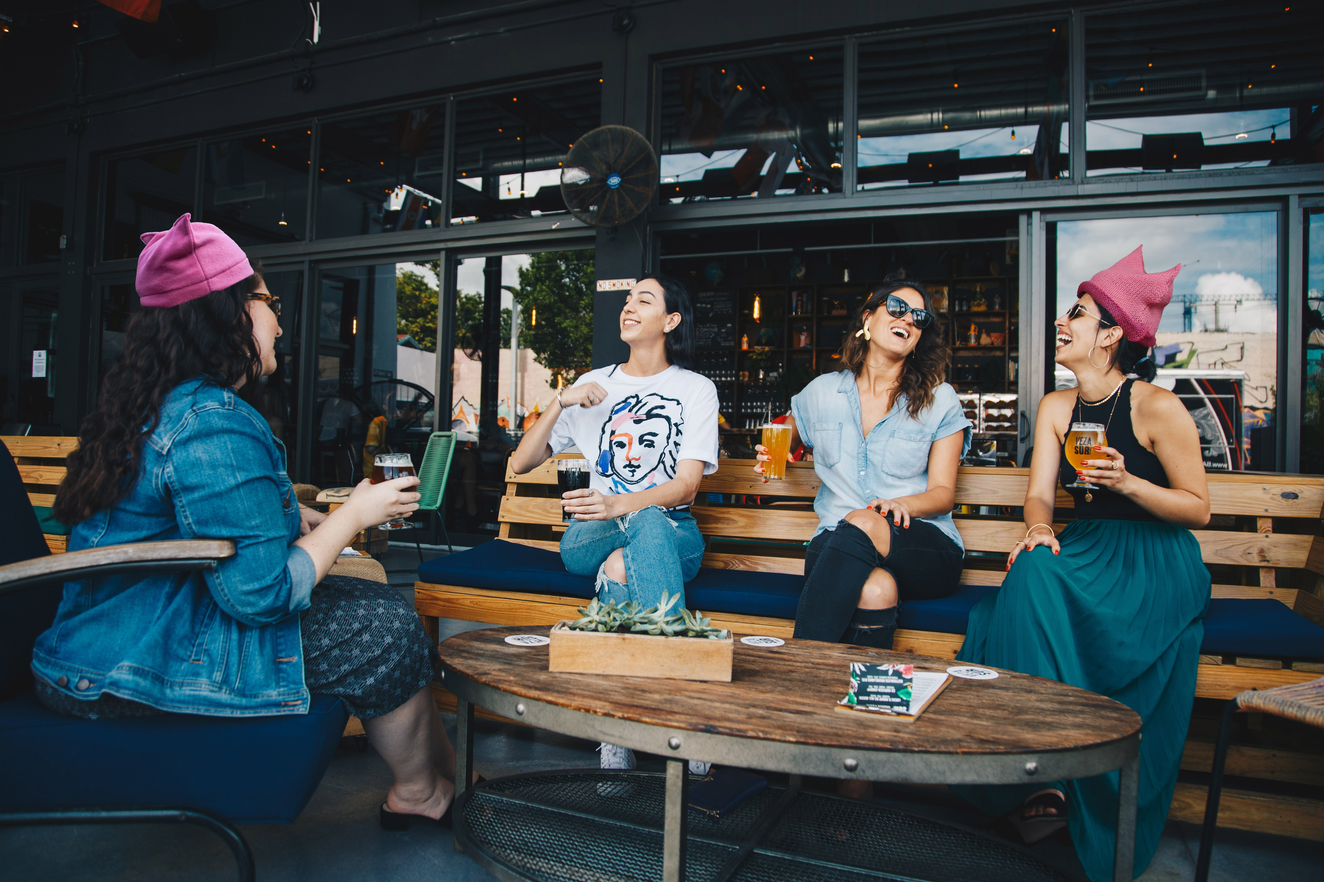 All-Female Book Club Unable To Choose Name Without Referencing Genitalia