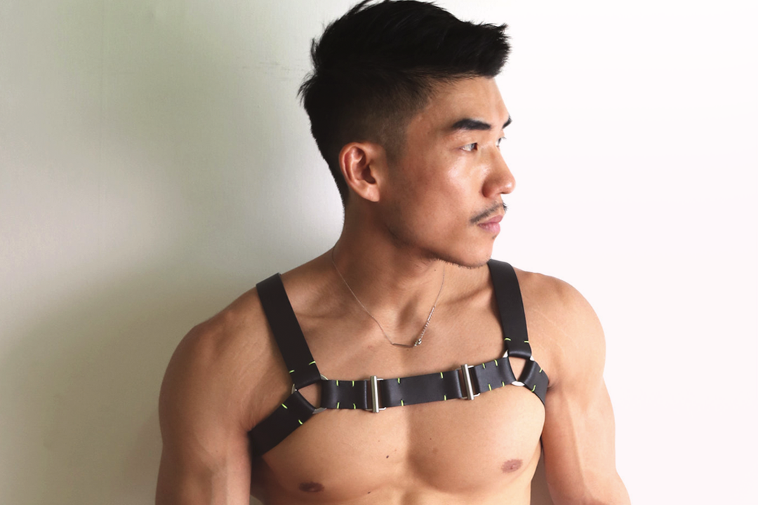Neat! This New Harness Hugs Me Like My Father Never Did