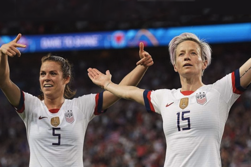 Women's Soccer Named Queerest Sport, Outranking Stealing Focus