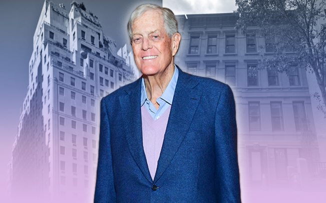 Conservative Billionaire David Koch Dies Watching New 'L Word' Trailer
