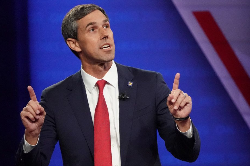 Trailing In Polls, O'Rourke Adjusts Strategy By Coming Out As Lesbian