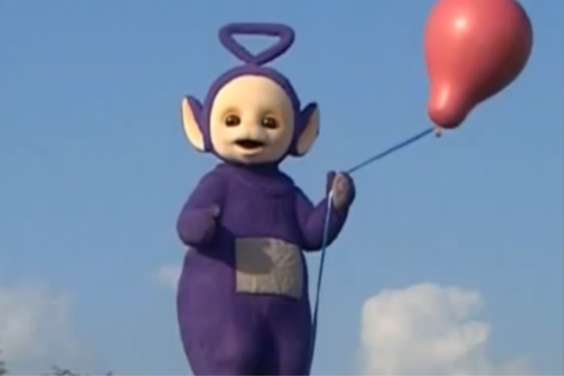 Wanna Feel Old? The Purple Teletubby Is Getting Married!