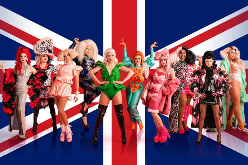 Drag Race Gets Fake British Accent After Studying Abroad For A Season