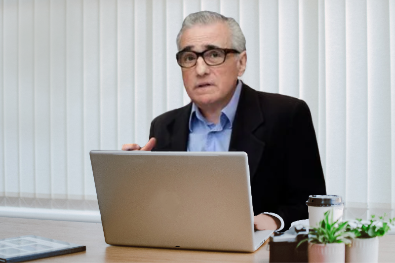 Martin Scorsese Says Sean Cody 'Not Cinema'