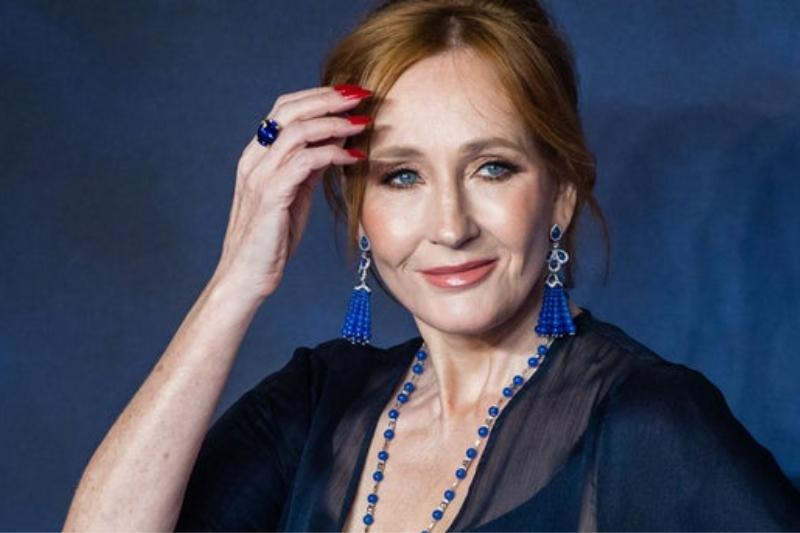 J.K. Rowling Reveals Her Patronus: A Grandma Who Still Deadnames Caitlyn Jenner