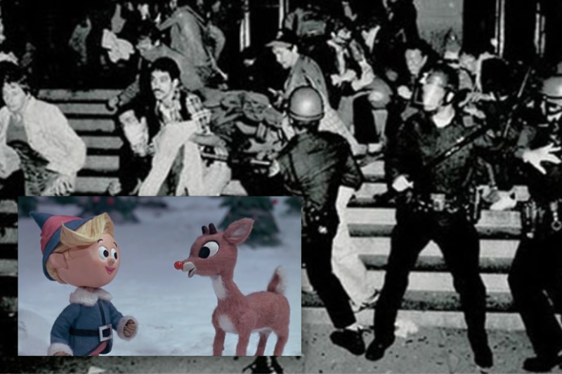 Stonewall Riots To Be Adapted As Adorable Claymation Holiday Special
