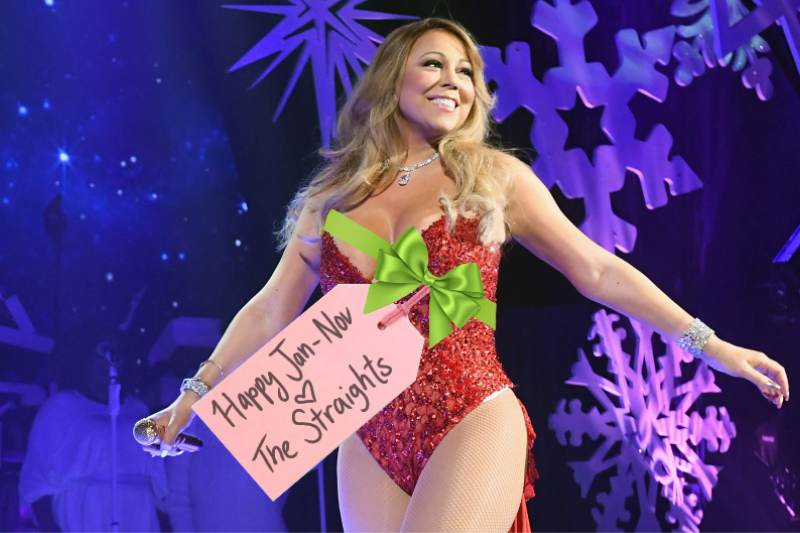 As Holiday Season Ends, Straights Return Mariah Carey To The Gays