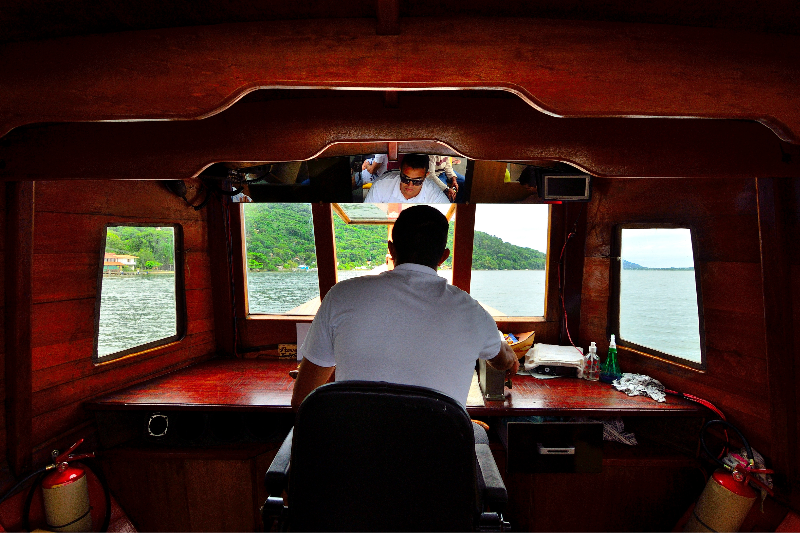 Gender Is Over, But My Boat's Pronouns Are Still She/Her