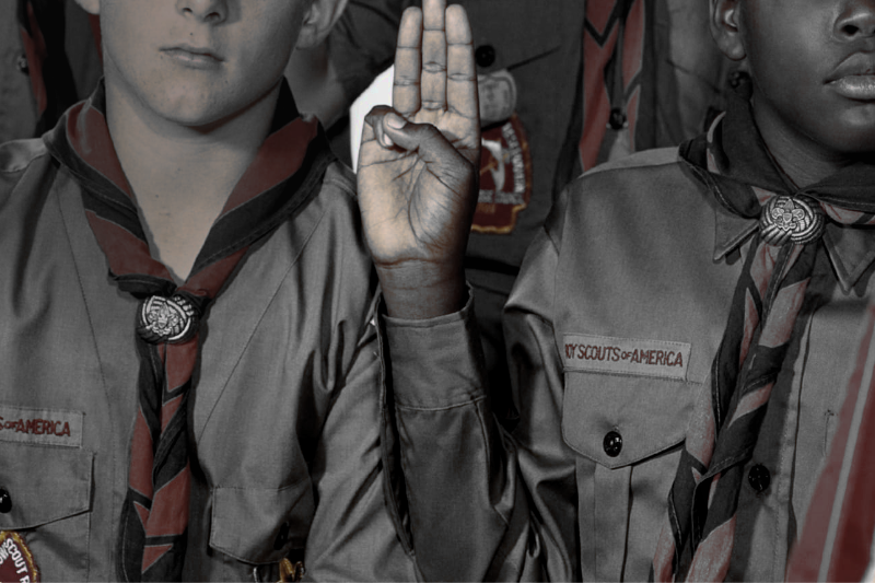 Boy Scouts Of America Files For Moral Bankruptcy