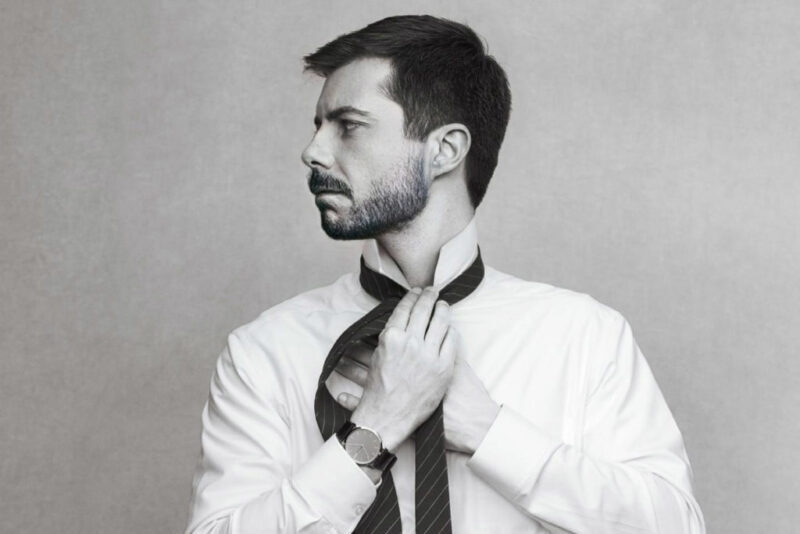 'Buttigieg Beard' Shockingly Not Referring To South Bend High School Sweetheart