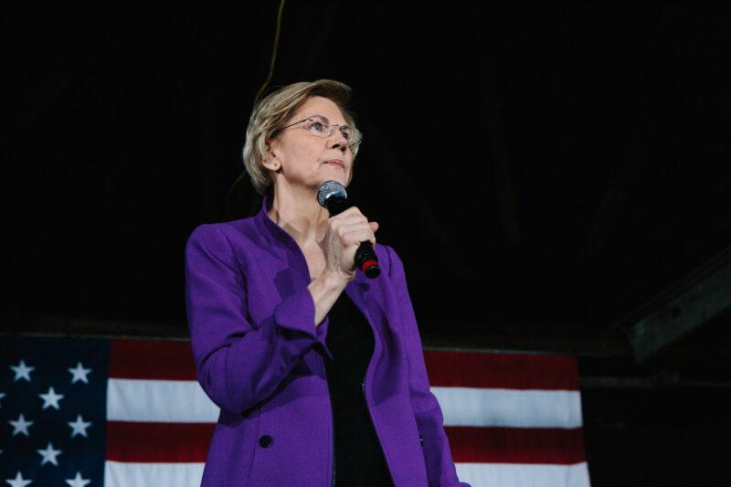Warren Releases Final Big Plan To Help Navigate Your Open Relationship