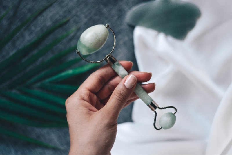 What To Do When You Discover Your Favorite Sex Toy Is Actually A Jade Face Roller