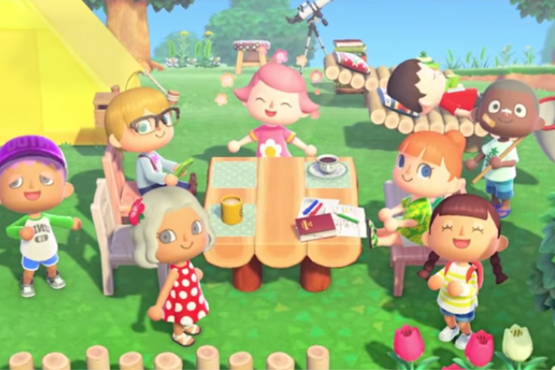 Nintendo To Release Animal Crossing 'Pride Party' DLC This June