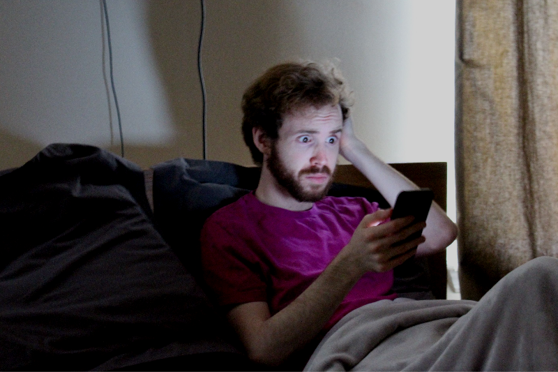 New Signs Of Gay Self-Esteem Discovered During Seconds Between Waking Up And Opening Instagram