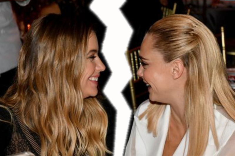Lesbians Cope With Cara Delevingne And Ashley Benson's Split By Googling Who They Are Exactly