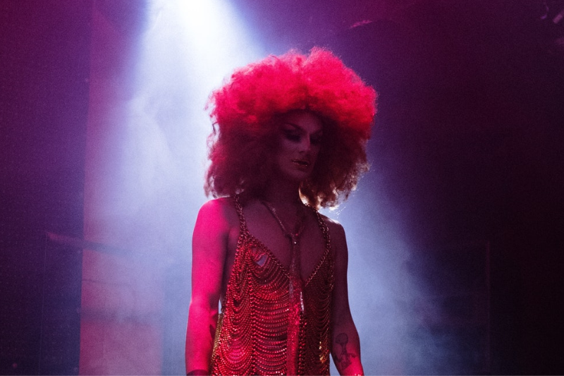Drag Queen At Reopened Bar Lip Syncs For Her Life, Dies