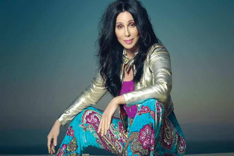 Amazon Announces 'Queer Eye' Knockoff: A 10-Hour Video Of Cher Blinking