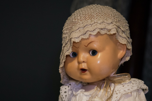 I, The Haunted Doll In Your Childhood Bedroom, Know All Your Gay Secrets