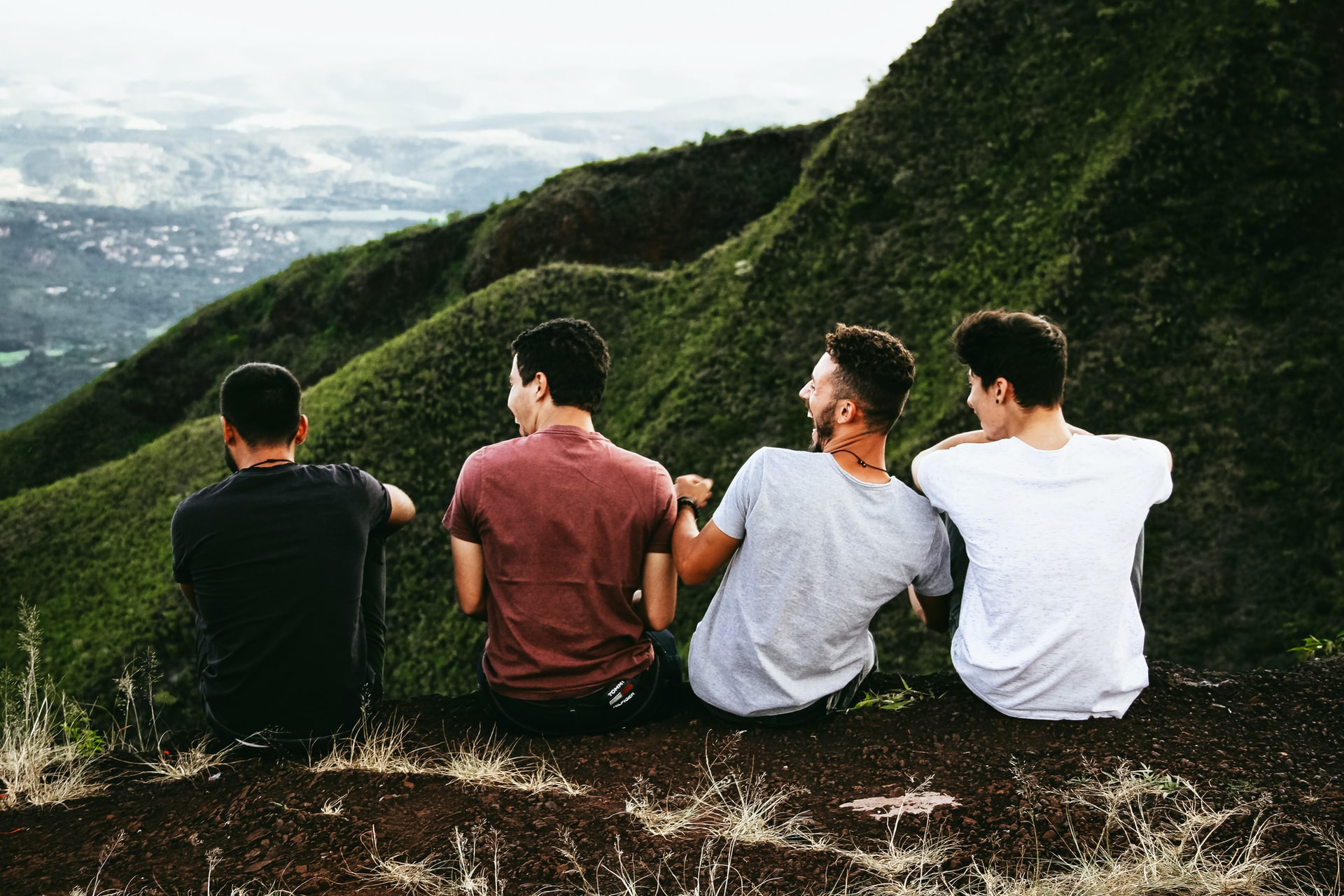 5 Fun Ways To Avoid Discussing How Your Friend Group Is Exclusively Hot White Gays