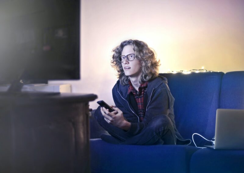 Local Woman Still Tuning in to 'Grey's Anatomy' Just In Case One Of The Lesbians Comes Back