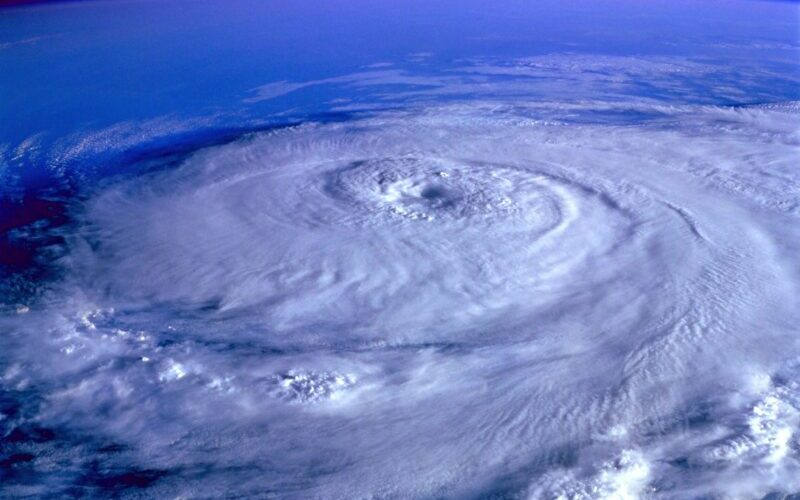 """Forecasters Run Out Of Boy And Girl Names, First Non-Binary Hurricane Named """"Janthony"""""""