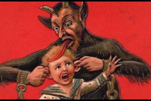 A 5-Step Guide To Get Krampus To Fuck You
