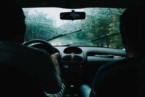 Holiday Road Trip Ruined By Bisexual's Depressing Playlist