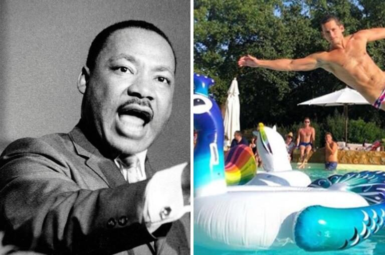 5 MLK Quotes To Cover Your Naughty Bits On Your Finsta