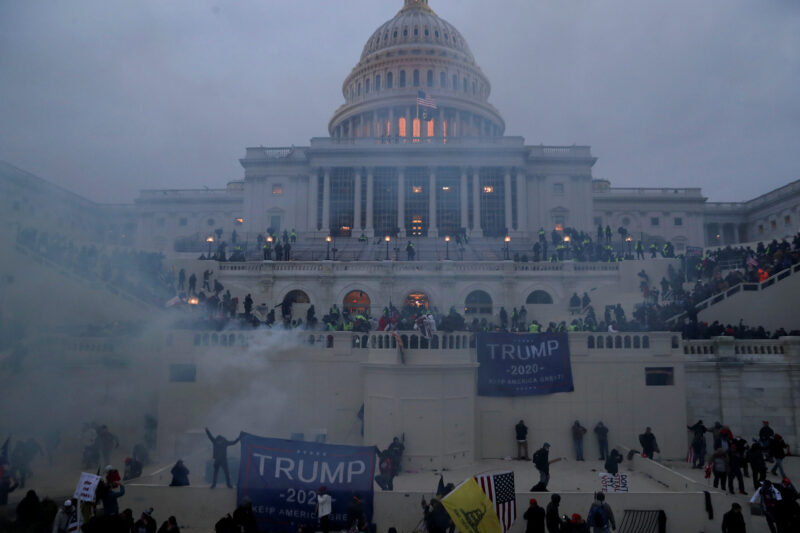 Quiz: Are You A Top, A Bottom, Or A White Supremacist Storming The Capitol?