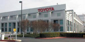 Toyota North American Parts Center