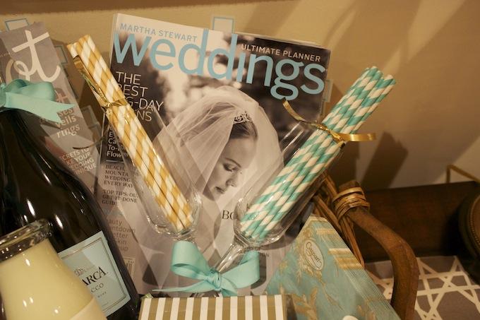 How To Engagement Gift Basket Hosting Toastinghosting Toasting
