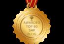Top 60 SAP Blog