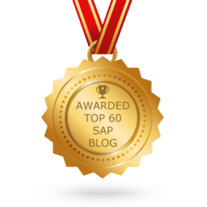 Top 60 SAP Blogs