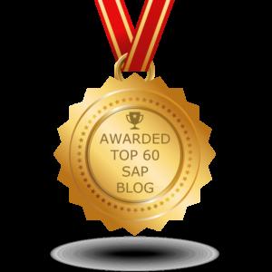 Top 60 SAP Blogs