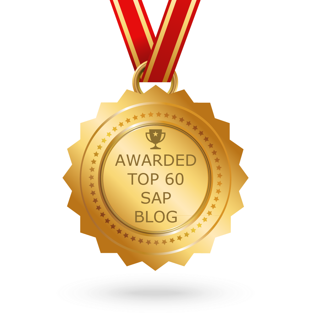 SAPFICOBLOG Top 60 SAP Blogs