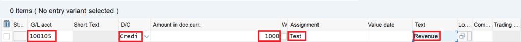 FB70 tcode in SAP