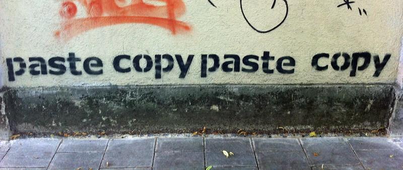Copy Paste in SAP